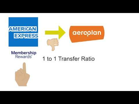 Updates: Aeroplan & Co-Branded Cards & AMEX Referrals
