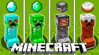 НОВЫЕ КРИПЕРЫ - МУТАНТЫ В Майнкрафте! Minecraft Мультики Майнкрафт троллинг Нуб и Про