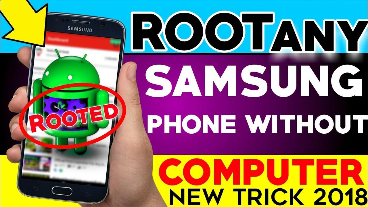 How To Root Any Samsung Phone New Trick 2018 J8,J7,J7  Prime,J2,J3,J6,C9,A8,A8 Plus,Note 9,J2 Pro