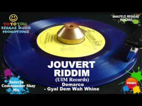 Jouvert Riddim Mix [February 2012] UIM Records
