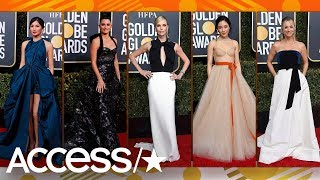 Golden Globes Fashion: How Constance Wu, Charlize Theron Rocked The Biggest Trends Of The Night!