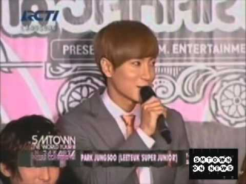 120922 SMTown in Jakarta Press Conference @RCTI
