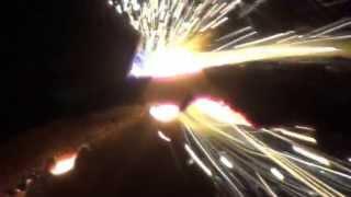 Резка металла резаком Обучающий рез профессонала Кислород пропан(Пропановый резак применяется для разделительной резки металлов и прочих изделий. Он незаменим для работы..., 2013-09-13T02:21:48.000Z)