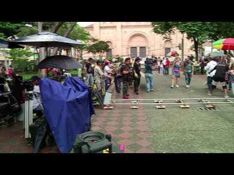 Una nueva versión de Paraíso Travel se rueda en Medellín [Noticias] - Telemedellín