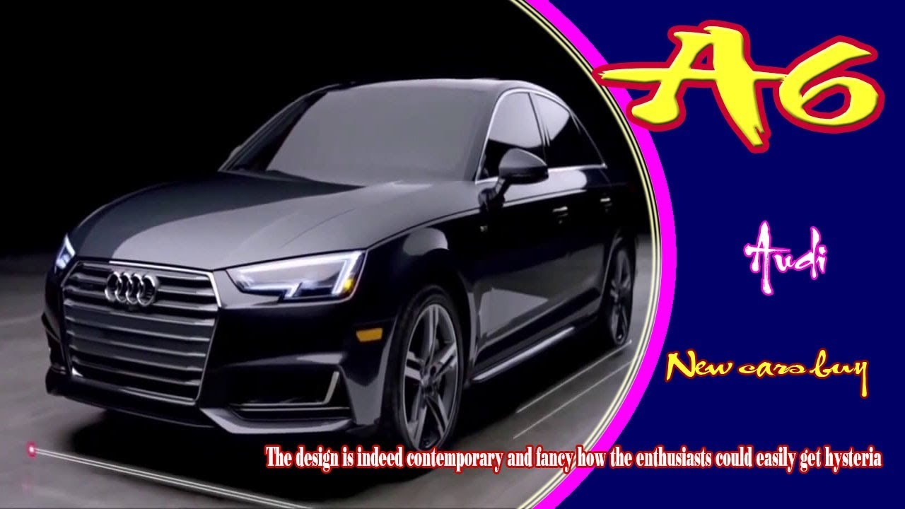 2020 Audi A6 2020 Audi A6 Avant 2020 Audi A6 Prestige 2020