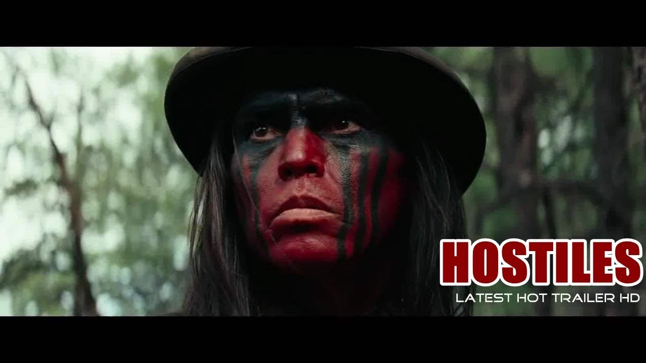 Download Hostiles (2017) LATEST HOT TRAILER HD