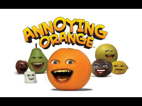Another Day with Olga Kay - ANNOYING ORANGE SHOW