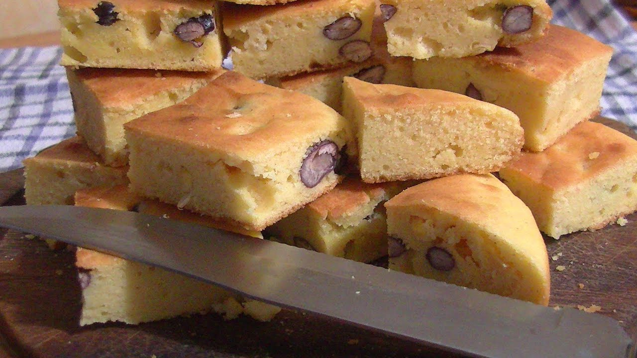 cornbread recipe , Dutch Oven, Corn Pone, Johnnycake, Yaller Bread ...