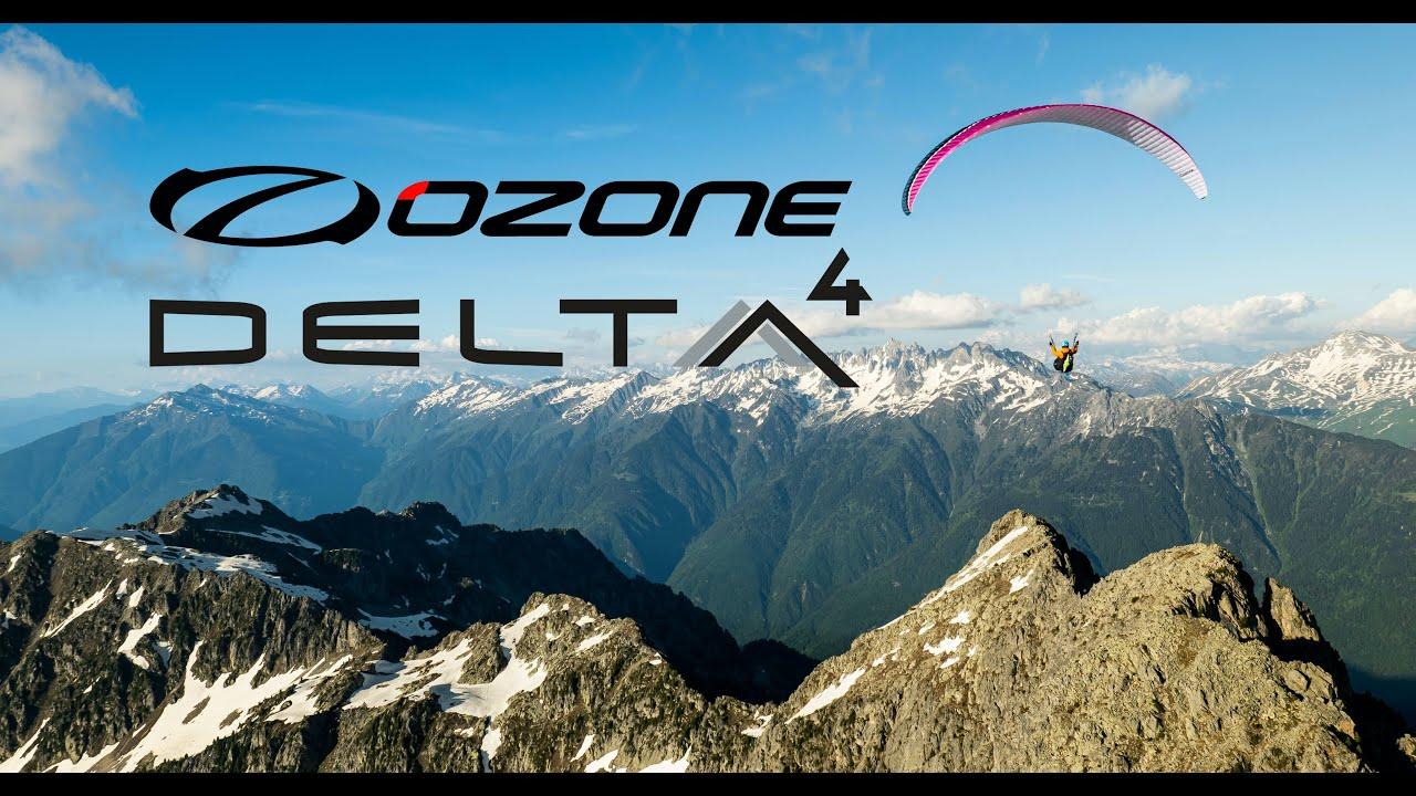 FLYOZONE DELTA4:::::OFFICIAL VIDEO