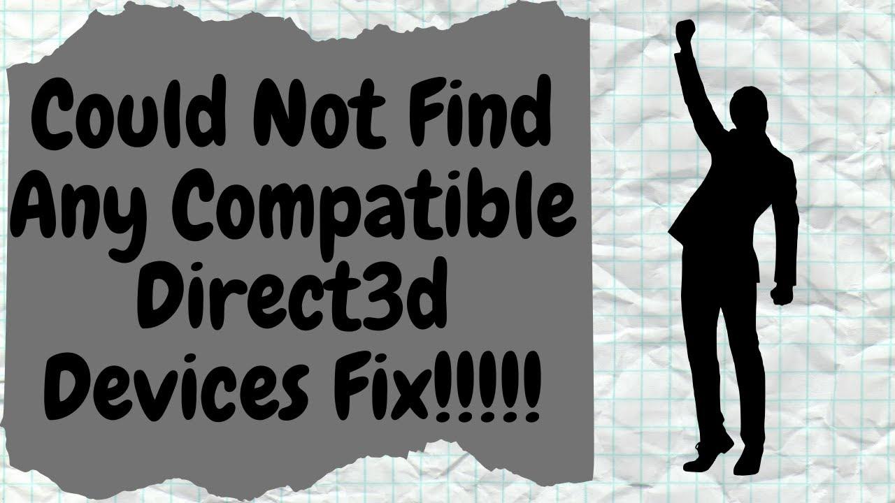 compatible direct3d