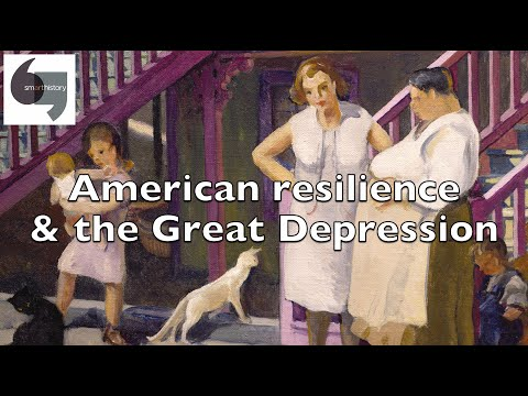 American Resilience And The Great Depression