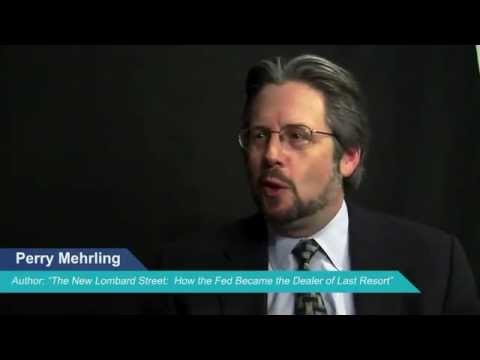 Perry Mehrling on the Shadow Banking System