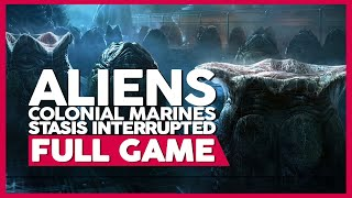 Stasis Interrupted | Full Gameplay/Playthrough | PC 60fps | No Commentary