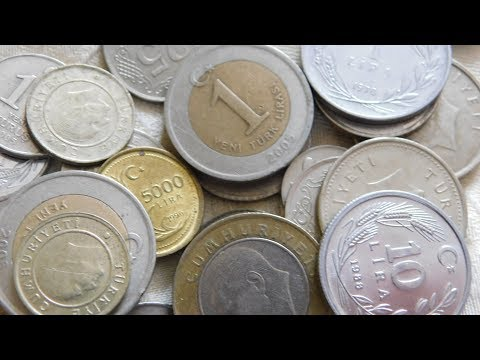 Turkish Coin Collection! (2019)