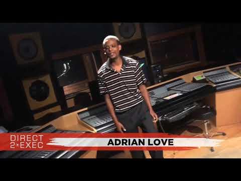 Adrian love Performs at Direct 2 Exec Los Angeles 9/12/17 - Atlantic Records