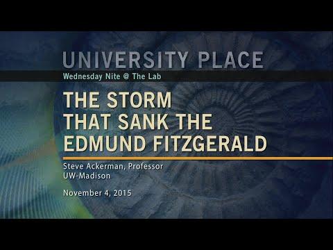 WPT University Place: The Storm That Sank the Edmund Fitzgerald