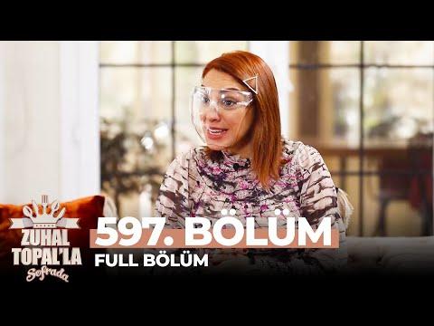 Zuhal Topal'la Sofrada 597. Bölüm (4 Mayıs 2021)