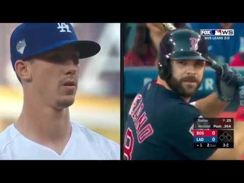 Red Sox vs Dodgers/2018 World Series Game 3(18 Innings)- FULL GAME