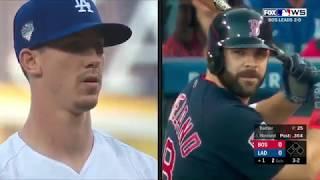 Red Sox Vs Dodgers/2018 World Series Game 3 18 Innings - Full Game