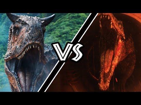 CARNOTAURUS VS BARYONYX ¿Quién Gana?   Versus