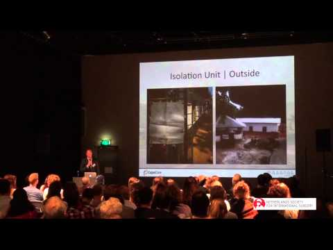Jurre van Kesteren - The impact of Ebola, a personal experience