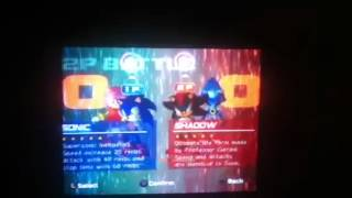 Sonic Adventure 2 HD PS3 Battle Mode DLC