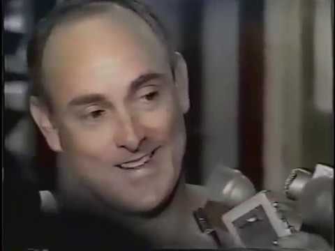 1993 -Nolan Ryan Vs Robin Ventura Fight (CNN)