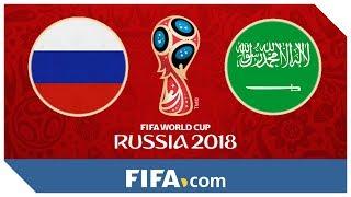 OROSZORSZÁG vs SZAÚD-ARÁBIA ⚽ FIFA 2018 Labdarúgó VB #3