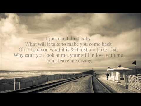 Elliott Yamin - Wait For You Lyrics HD