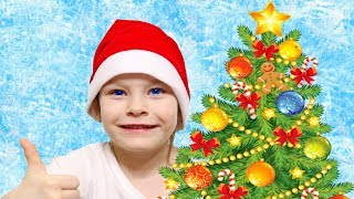 Deck the Halls - Best Christmas song for kids by KybiBybi Colors