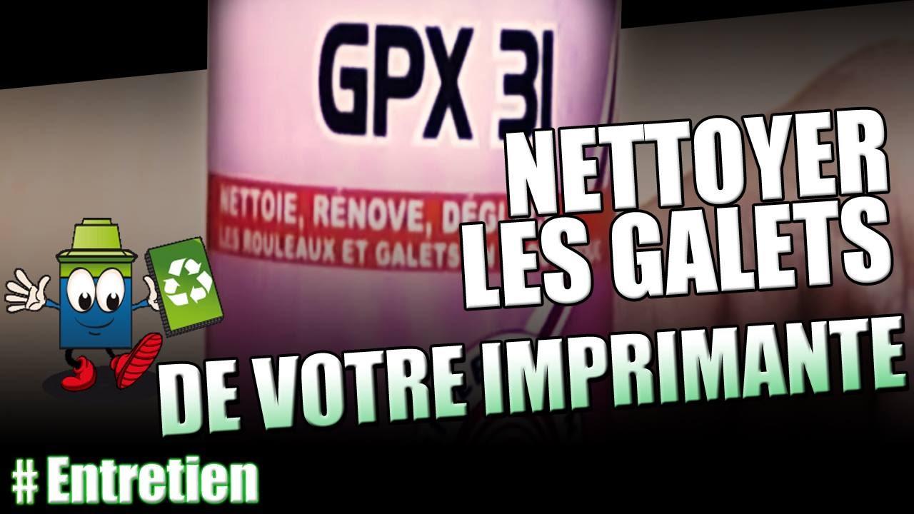 Nettoyer Les Galets D Une Imprimante