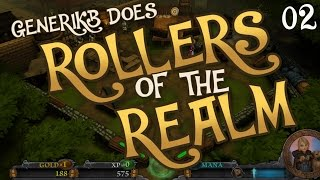 "Rollers of the Realm Ep 02 - ""Y"