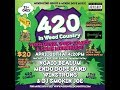 Download 420 IN WEED COUNTRY - CONCERT MP3 song and Music Video