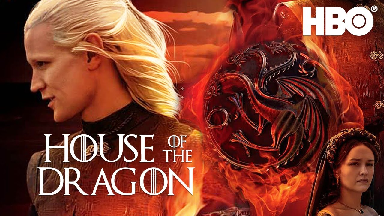 House Of The Dragon Teaser Trailer and Intro Scene Breakdown - Game Of Thrones Prequel - YouTube