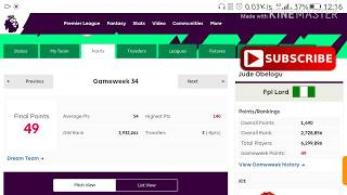 Team Selection & Captain choice | FANTASY PREMIER LEAGUE | DOUBLE GAMEWEEK 35