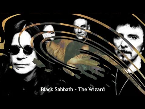Black Sabbath - The Wizard Music & Lyrics / Black Sabbath album / Ozzy Osbourne / Ronnie James Dio