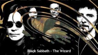 Black Sabbath - The Wizard Music & Lyrics / Black Sabbath album / Ozzy Osbourne / Ronnie James Dio