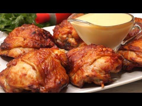 Как замариновать куриные бедра для жарки