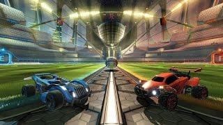 Rocket League - IgorFOX vs Dingleberry (Битва НУБОВ!)