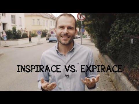 Inspirace vs. expirace
