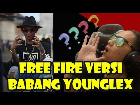FREE  FIRE VERSI BABANG YOUNGLEX | REACTION VIDEO CLIP