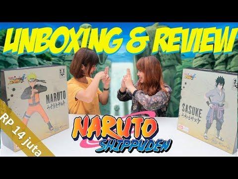 NARUTO VS SASUKE FINAL BATTLE, RASENGAN VS CHIDORI UNBOXING & REVIEW
