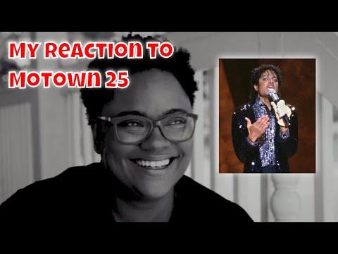 Michael Jackson Reaction: The Jacksons Motown 25 - Billie Jean