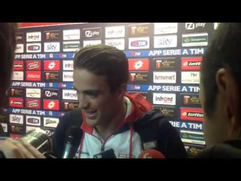 Genoa-Atalanta: Alessandro Matri post-gara