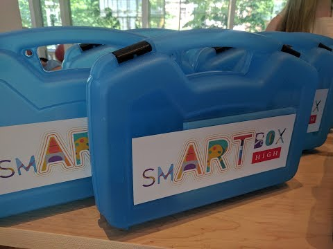 The High Museum of Art SmART Boxes