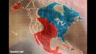kolonisering nordamerika