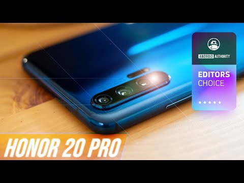 Honor 20 Pro Review: Everyday Luxury