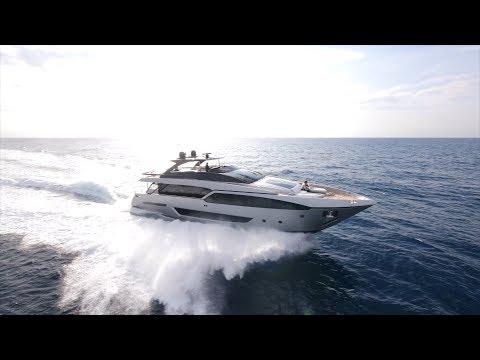 Luxury Yacht - Riva 90' Argo - Ferretti Group America
