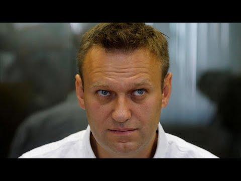 Alexei Navalny autorizado a sair da Rússia