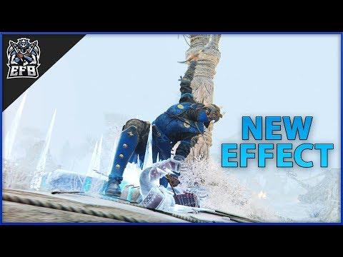 For Honor - Sub-Zero 3.0 | New Arctic Collapse Effect!